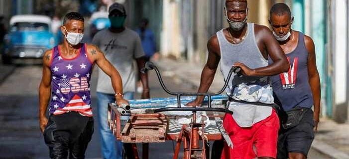 Cuba con 786 casos de Covid-19, cifra más alta en una jornada