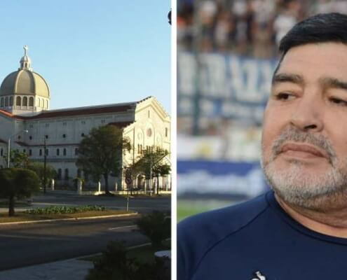 Toute la vérité sur la maison énigmatique de Maradona à Cuba
