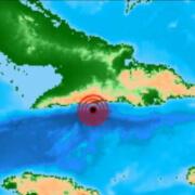 Registran sismo perceptible en Santiago de Cuba y Granma