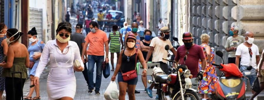 Cuba's coronavirus cases, death toll surge