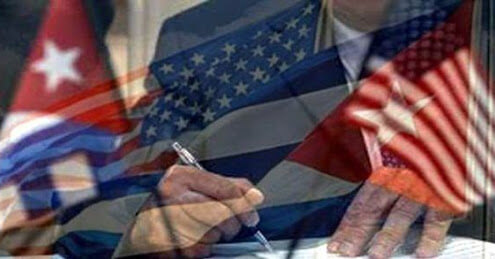 Cuba-United States relations in 2020