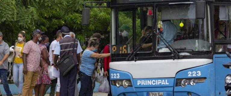 Actualización de las tarifas del transporte