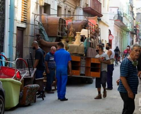 COVID-19 Cases increase in Havana