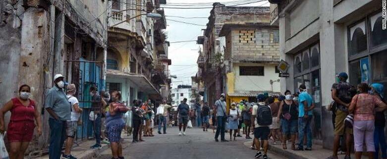 Coronavirus in Cuba: complicated situation in Havana continues