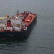 Dos buques salieron de El Palito rumbo a Cuba con gasoil y crudo