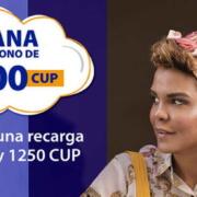 Cubacel: bonifica tu recarga con 1000 CUP