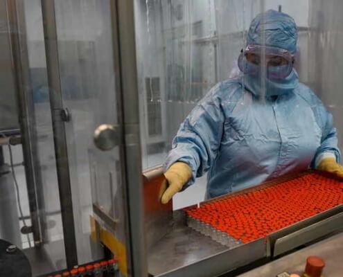 Coronavirus Vaccine Nears Final Tests in Cuba