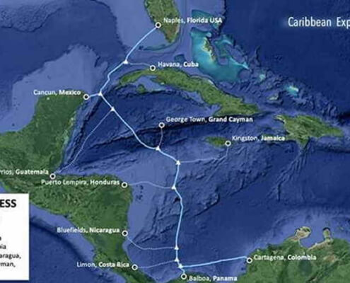 Ocean Networks to Connect the Caribbean countrys with Submarine Cables