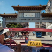 Cuba's imports from China slump 40% in 2020