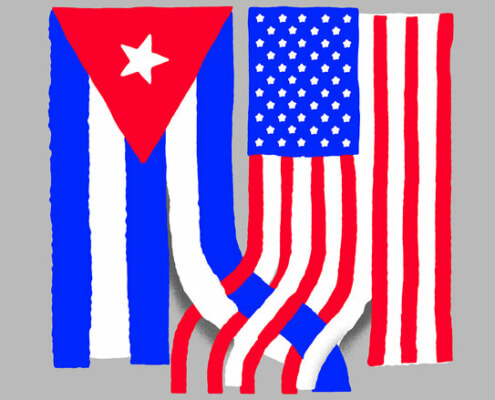 Florida Cuban Americans opposed to engaging with Havana