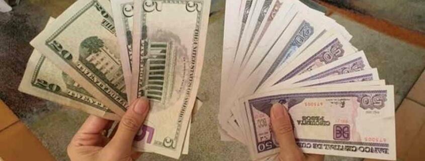 Banco Central de Cuba reconoce que el dólar está a 50 CUP