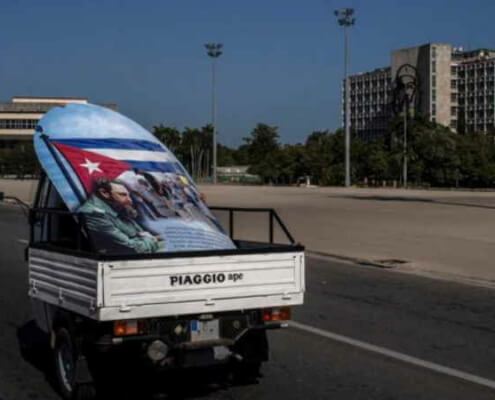 Cuba, this is the beginning of the end