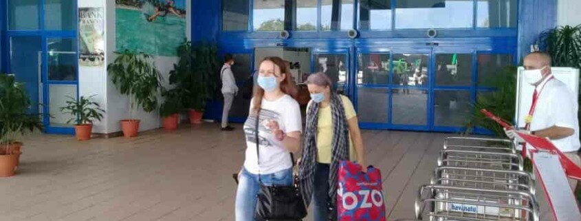 Varadero recibirá hasta 3.500 turistas rusos semanales a partir del 1 de abril