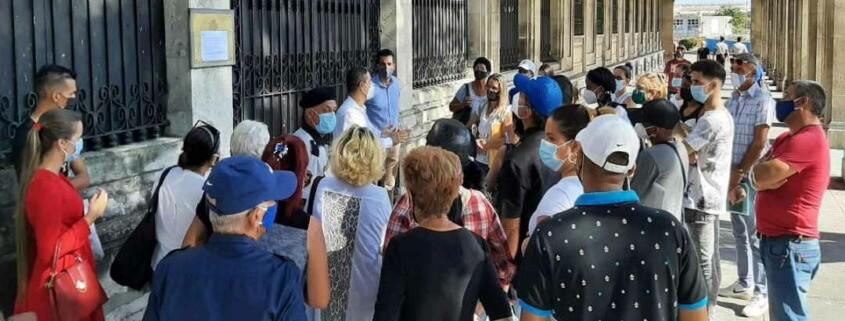 Consulado de España en La Habana suspende servicios hasta nuevo aviso