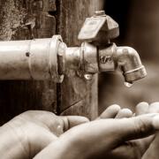 Afectaciones en el abasto de agua en zonas del oeste capitalino
