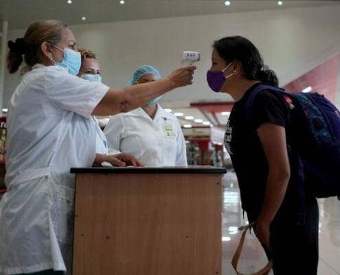Cuba to vaccinate 150,000 frontline workers