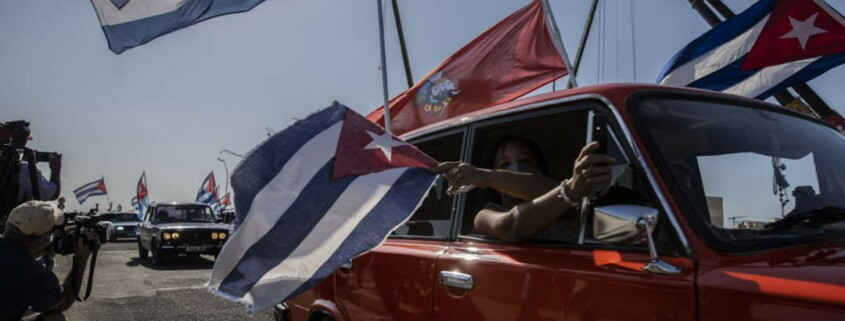Russia Considers Cuba Key Partner in Latin American Region