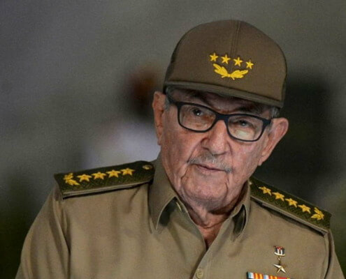 Raul Castro to resign as head of Cuba's Communist Party