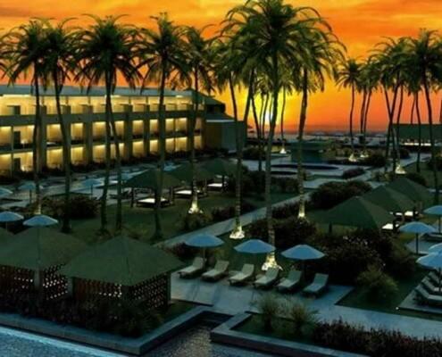 L'hôtel Meliá Trinidad Playa sur le point de terminer sa construction après 4 ans