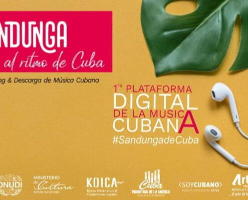 Cuba tiene primera plataforma musical online de producción nacional