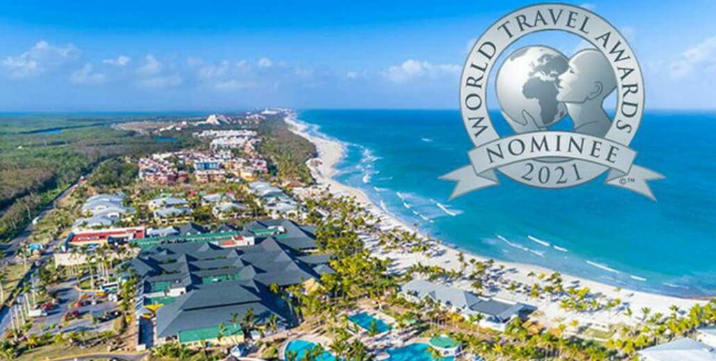 Les hôtels cubains nominés pour divers prix des World Travel Awards