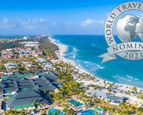 Cuban Meliá Hotels hotels nominated for World Travel Award