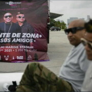 From Miami and Havana, singers take aim in battle of song