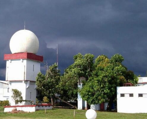 Cuba among the few countries that manufacture their meteorological radars