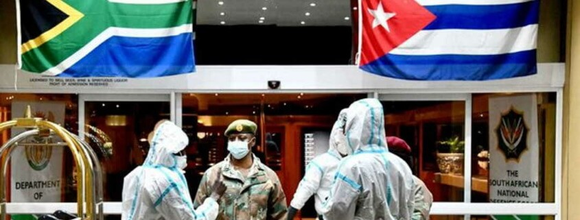 Cuba demands payment from South Africa for the sale of drug against coronavirus