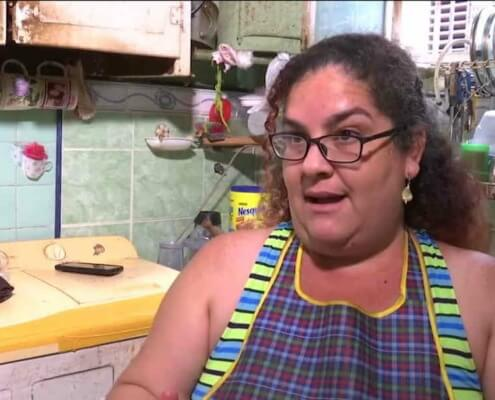 Amid Cuban food crisis, Havana mum finds recipe for culinary success online
