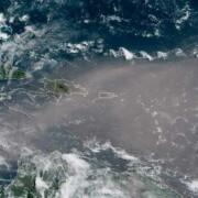Llegará a Cuba polvo del Sahara el próximo lunes