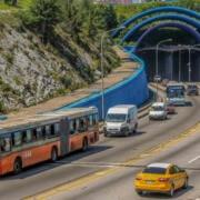 Inician labores de reparación del túnel de La Habana