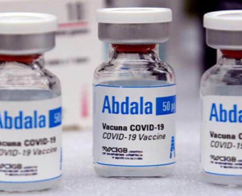 Cuba´s Abdala vaccine 92.28% effective against coronavirus