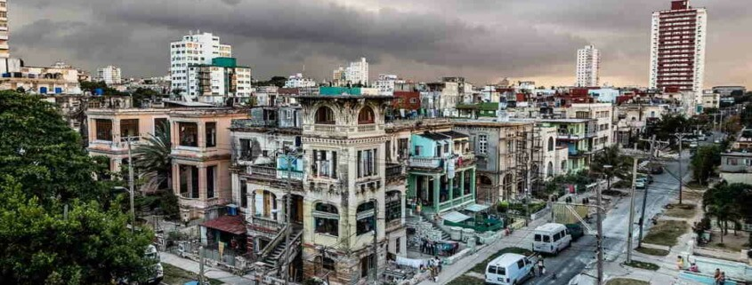Cuba playing all or nothing amid urgent need for change