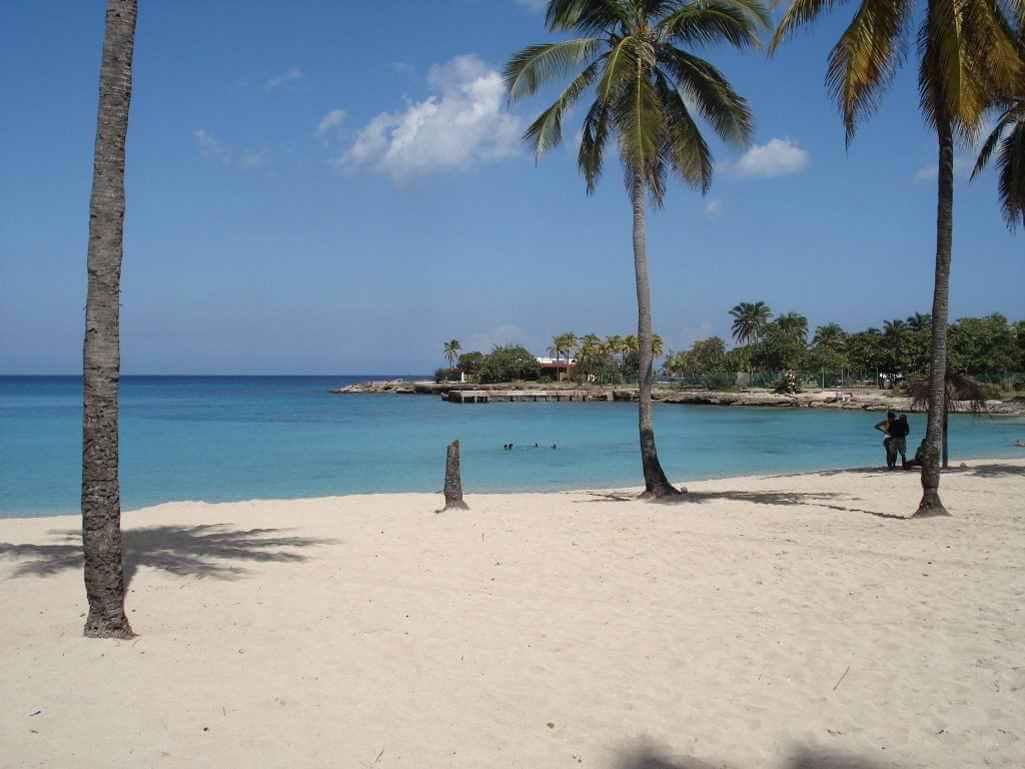 Cuba's Beaches under Quarantine: Celimar (video)