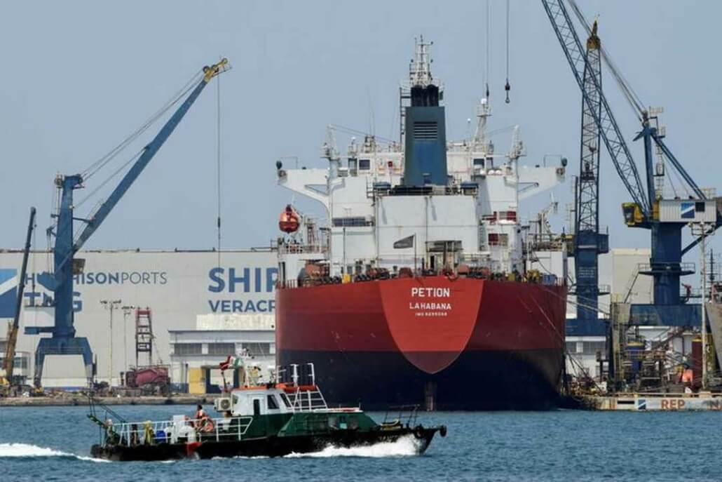 Cuban tanker en route to Venezuela reports missing sailor