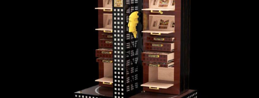 Cohiba 55 Aniversario Humidor Slated for Next Habanos S.A. Humidor Auction