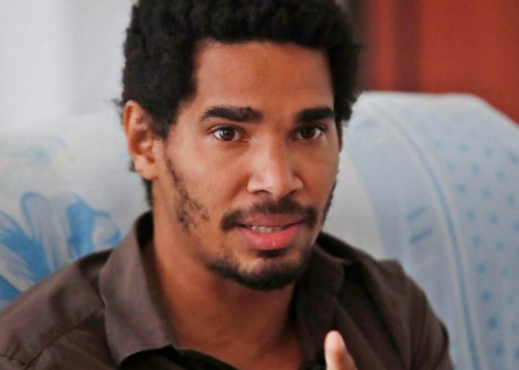 Why is one of Cuba's most rebellious artists still isolated in a government hospital?