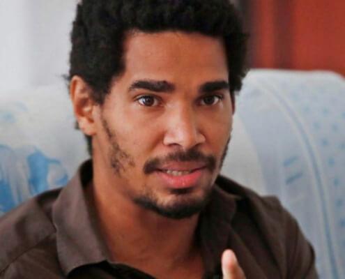Opposition artist discharged from Havana hospital
