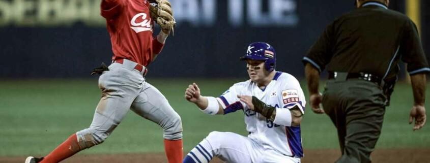 Un joueur cubain du base-ball abandonne sa délégation à son arrivée aux États-Unis