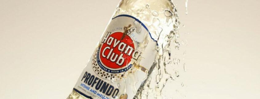 Havana Club presents his new aged White Rum