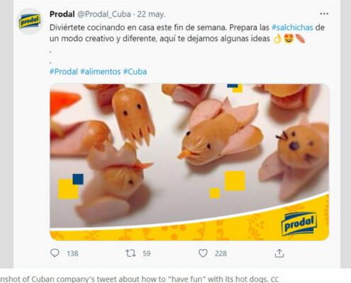 Cuba's exploding-croqueta firm gets new grief