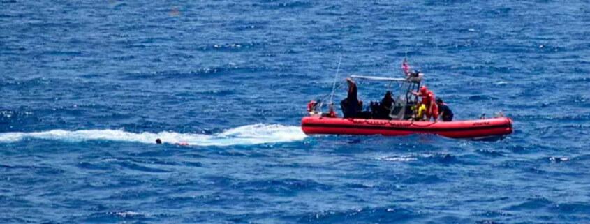 Les gardes-côtes américains abandonnent leurs recherches de 10 migrants cubains