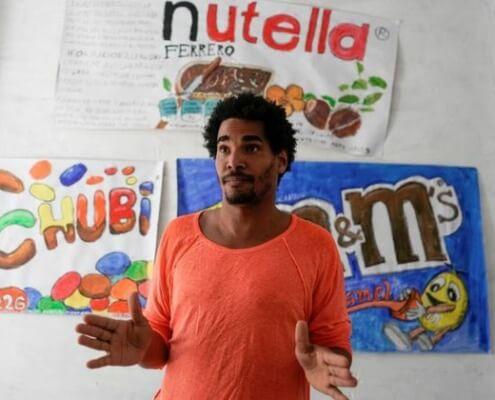 """Cuba estime """"honteuses"""" les inquiétudes américaines sur la santé d'un artiste gréviste de la faim"""