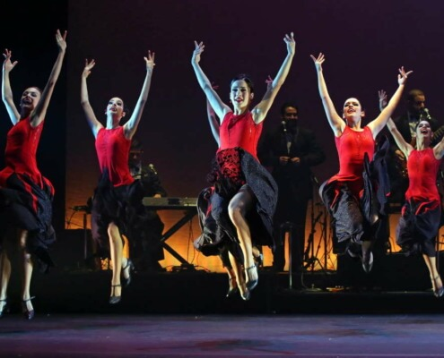 Choreographers of 13 countries created for the DanceCoreo contest of Cuba