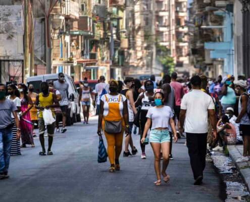 High inflation worsens the crisis in Cuba