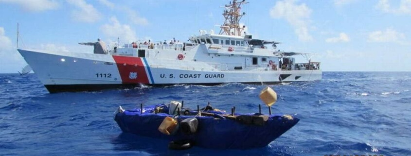 Florida Straits now seeing most migrant activity in over four years