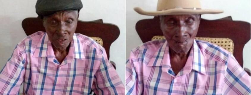 Emilio Duanes Duvarcer, doyen de l'humanité, est mort à 120 ans a Cuba