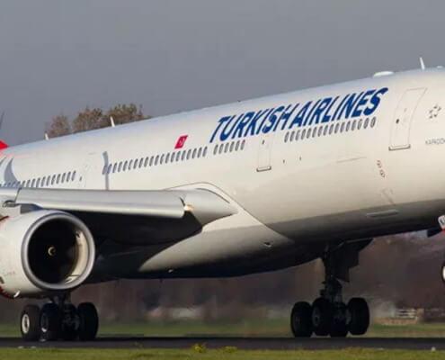 Turkish Airlines disminuye algunas conexiones con Cuba