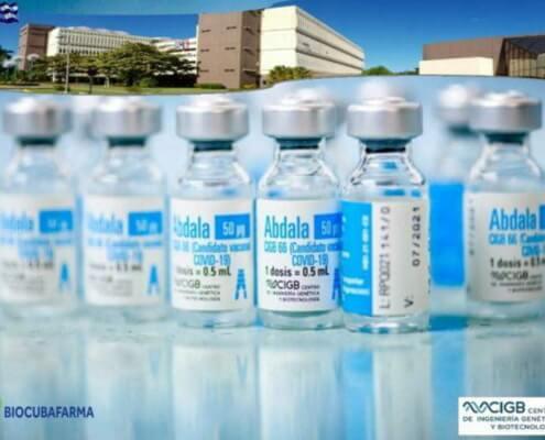 Le Vietnam achète 10 millions de doses du vaccin Abdala de Cuba